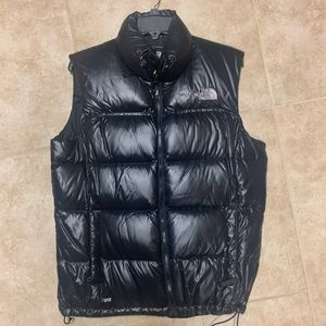 NORTH FACE 700 PUFFER VEST -  SIZE L (like-new)